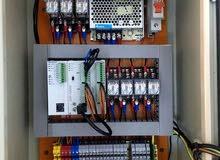 مهندس تحكم آلي وكهرباء صناعية