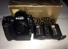 d3s Nikon speed shatter with box 2 batteries