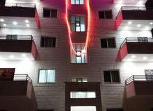 عماره 4 طوابق 8 شقق للايجار تشطيب سوبر ديلوكس
