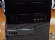 كمبيوتر ديل مكتبى المعالح 7 الهارد 500 سعر 1350