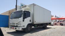 Diesel Fuel/Power   Isuzu NPR 2015