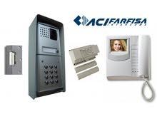 أجهزة الانتركم لشركة FARFISA الإيطالية فردية و ثنائية
