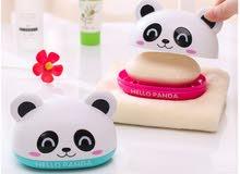 Panda Soap Holder
