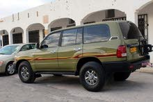 Toyota Land Cruiser 2003 For sale - Green color