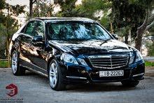 مرسيدس E200 2013