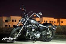 Used Harley Davidson motorbike in Zarqa