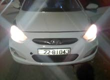 Available for rent! Hyundai Accent 2013