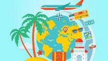 تأشيرات سياحية الى الامارات كما لدينا فيزا للمغربيات تحت السن و للسوريين