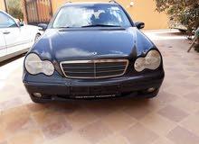 Mercedes Benz C 180 Used in Gharyan