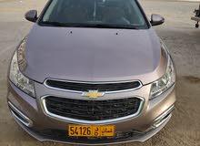 Expat driven Chevrolet Cruze 2015