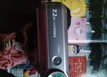 كاميرا سوني موديل dsc s5650استعمال خفيف