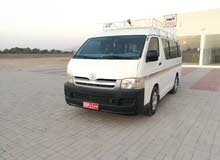 For sale 2007 White Hiace