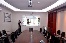 جهاز ترقية البروجكتور إلى لوحة عرض ذكية تفاعلية باللمس