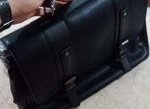 Aldo Men Leather hand bag