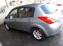 Nissan Versa 2011 For sale - Grey color