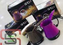 صانعة القهوة الكهربائية سينبو