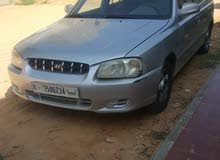 Used Hyundai Verna for sale in Misrata