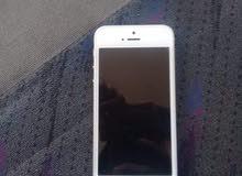 أيفون 5Sللبيع أو تبديل جهاز نظيف استعمال أسبوع بصمة شغالة