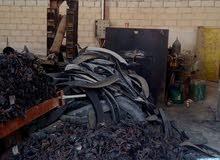 مصنع اعادة تدوير الكوشوك