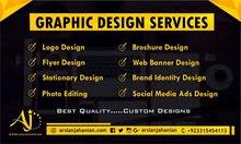 professional Graphic Designing Services