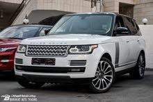 2013 Range Rover Vogue Supercharged SE