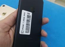 ايفون 7 ذاكرة 256 مستعمل نضافة رقم1 و افضل سعر مع ضمان