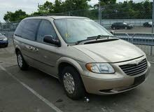 Chrysler Voyager made in 2005 for sale