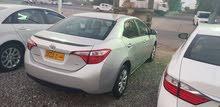 For sale 2016 Silver Corolla