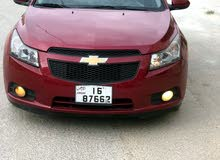 Chevrolet Cruze 2012 For sale - Maroon color