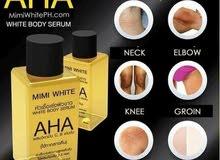 AHA White Serum