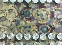 شطرنج زجاجى جديد لم يستعمل