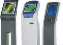 نظام ترتيب صفوف الانتظارنظام ترتيب الصفوف,الطابور,ترتيب العملاء,طباعة ارقام ا