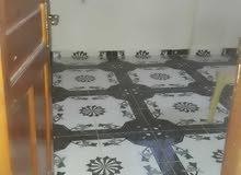 يوجد شقة حديثة الانشاء مساحتها 70 م مقابل الجامع الابيض في غزة