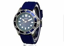 Guess Watch Quartz Analog Blue Men Watch