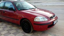 For sale 2000 Red Civic