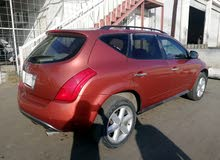 Nissan Murano car for sale 2007 in Khamis Mushait city