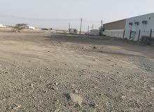أرض صناعية للاستثمار بمنطقة لوى الصناعية