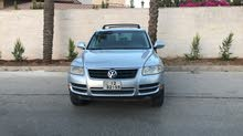 Volkswagen Touareg 2005 for sale in Amman