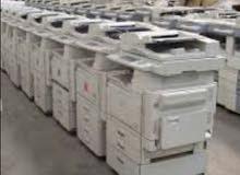 آلات تصوير مستندات مستعمله