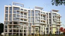 شقة للبيع 3 غرف دور ارضي مع تشطيب سوبر لوكس في كومباوند اتيكا