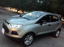Grey Ford EcoSport 2015 for sale
