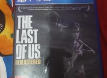 The Last Of US Remastered..Ps4