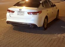 Kia Optima 2016 For sale - White color
