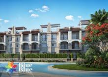 شاليه ارضي في blue blue + جاردن