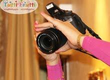 كاميرات Full HD لتصوير الحفلات