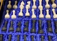 شطرنج اصلية مخمل