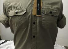جديد وصول اللباس قميص الرجال الأزياء يتأهل الرجال طويلة الأكمام قمصان