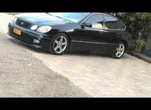 Black Lexus GS 1999 for sale