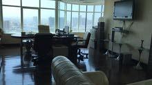 مكتب راقي في ابراج الهورايزون ب عجمان naic office in ajman