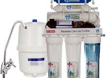 حصريا فلتر ماء امتياز امريكي 7مراحل اقسااااط بدون دفعه